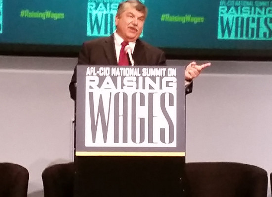 AFL-CIO Raising Wages Summit