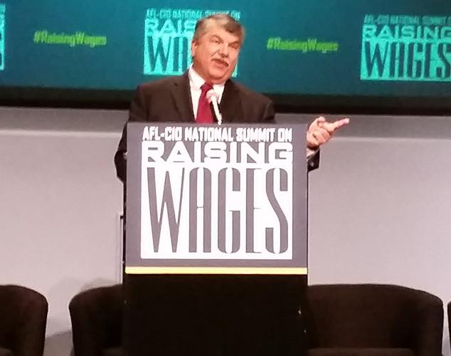AFL-CIO Raising Wages Summit