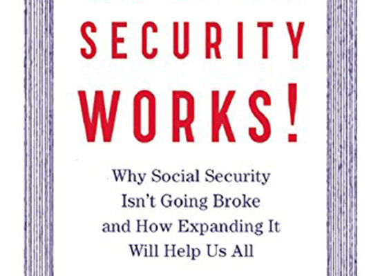 Social Security Works Book Launch