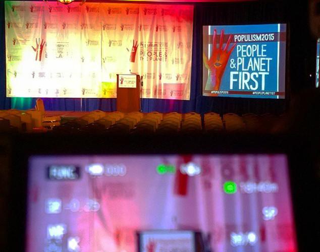 Populism 2015 Conference