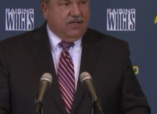 Raising Wages: A Major Address by Richard Trumka