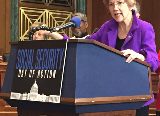 Social Security Day of Action